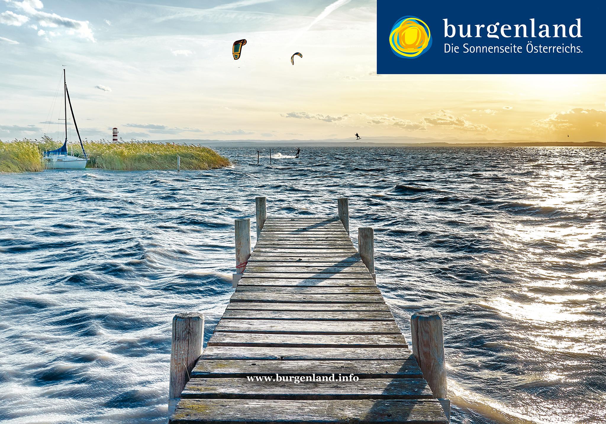 BURGENLAND TOURISMUS | NEUE WERBELINIE